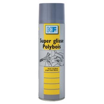 Lubrifiant super glisse poly-bois
