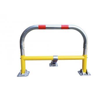 Barrière de parking flexible