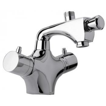 Mitigeur thermostatique bain-douche monotrou