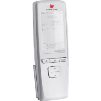 Thermostats d'ambiance programmables Exacontrol E7
