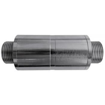 Anti-tartre magnétique inox pour réseau d'eau sanitaire