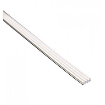 Joints caoutchouc nervurés - espaces faibles - type K