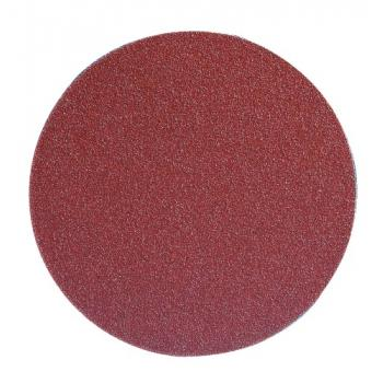 Abrasifs en disques papier corindon auto-agrippants non perforés KP508510 E