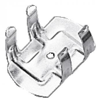 Clips Metal Pour Pieds De Meubles Sur Plinthe 202 Legallais