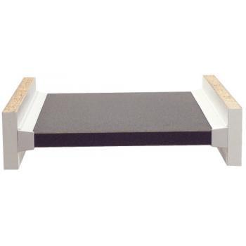Profils pour tablette - Kit Fixtab 940 pour tablette de largeur max. 400 mm