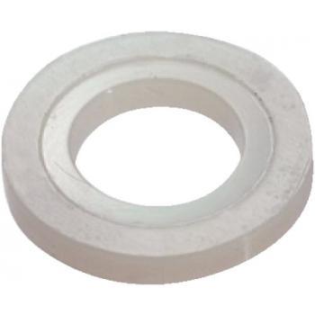 Rondelles plates nylon