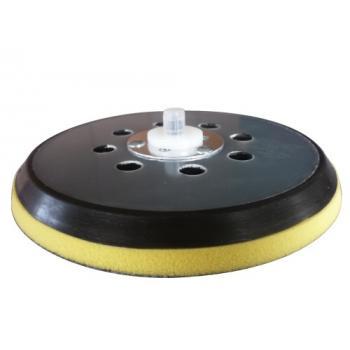 Plateau pour disques abrasifs perforés auto-agrippants