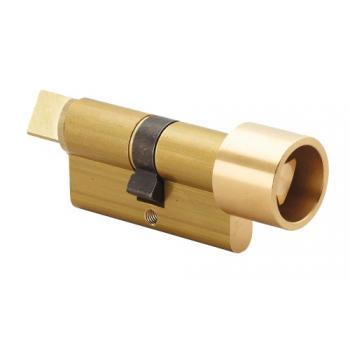 Cylindre double à triangle protégé de 11 mm 30 x 28