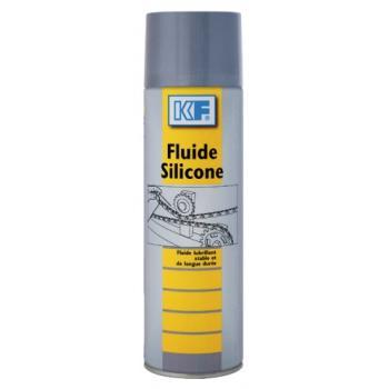 Lubrifiant fluide silicone
