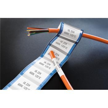 Rubans thermorétractables prédimensionnés pour étiqueteuses DYMO® XTL