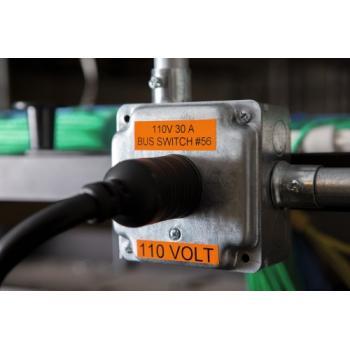 Rubans vinyle continus pour étiqueteuses XTL