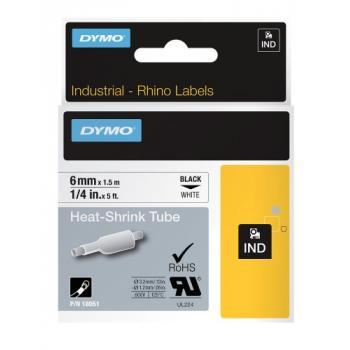 Ruban thermorétractable continu pour étiqueteuse DYMO® Rhino 4200 et 5200