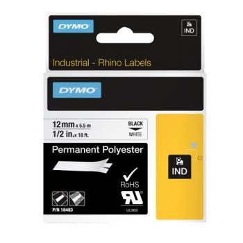 Ruban polyester continu pour étiqueteuse DYMO® Rhino 4200 et 5200