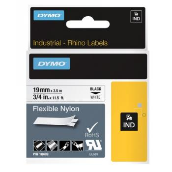 Ruban nylon continu pour étiqueteuse DYMO® Rhino 4200 et 5200