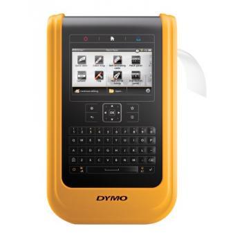 Étiqueteuse industrielle DYMO® XTL 500 livrée en malette avec câble USB et chargeur