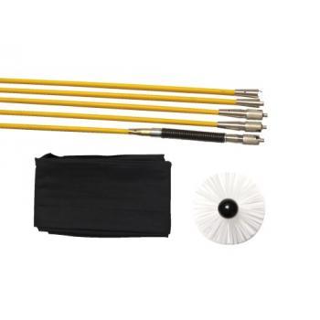 Kit de ramonage Cardotflex automatique