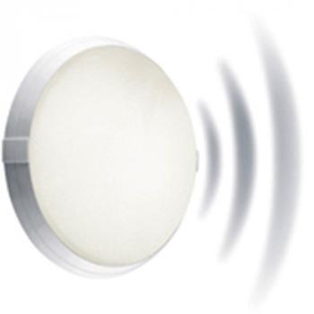 Hublot à détection Super 400 verre blanc