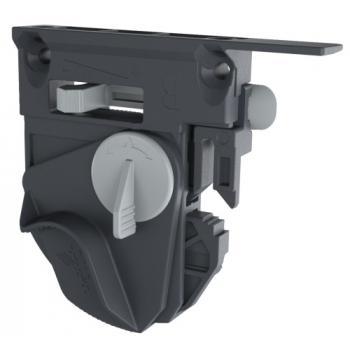 Coulisses à billes - charge 30 kg - sortie totale - Quadro 4D V6 Silent System