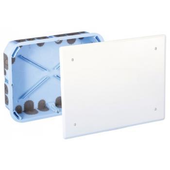 Boîte d'encastrement XL air'métic pour dérivation en cloisons sèches