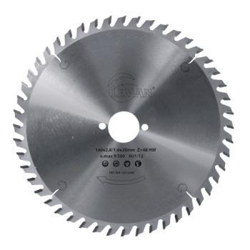 Coffret 3 lames scies circulaires Ø 260 mm