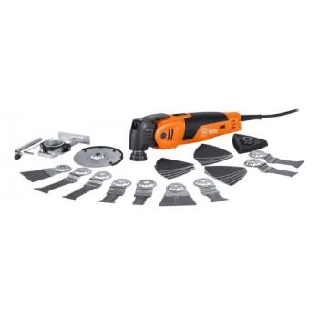 Kit outils oscillants menuisier 450 W - Supercut FSC 500 QSL