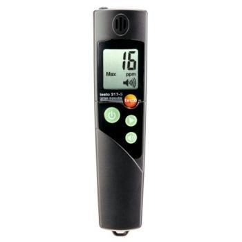 Détecteur d'alarme de monoxyde de carbone ambiant 317-5