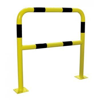 Barrières de sécurité acier diamètre 60 mm à platine