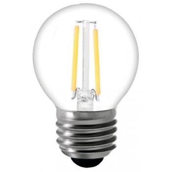 Lampe LED Globe G45 à filament