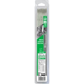 Électrodes inox 316L