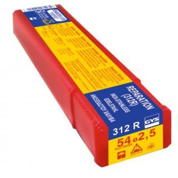 Électrodes inox 312R