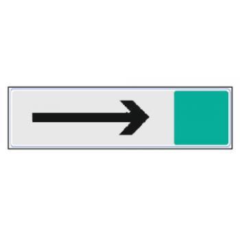 Plaquettes signalétiques plexiglas de couleur