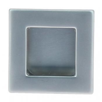 Poignées cuvette carrées Ø 35 mm Bendor