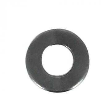 Rondelles plates Mu acier brut