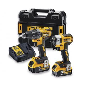 Kit 2 outils 18 V - DCK 268 P2T