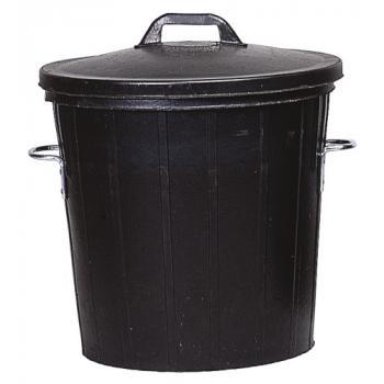 Poubelle caoutchouc 75 litres