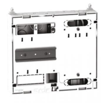 Platine pour disjoncteur de branchement et compteur d'énergie Resi9