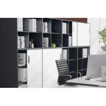Garniture pour armoire à portes rentrantes SysLine S