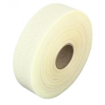 Bande à joint fibre de verre adhésive pour plaques de plâtre