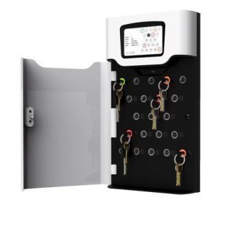 Armoire électronique à gestion de clés type Traka 21 capacité 21 clés ou trousseaux
