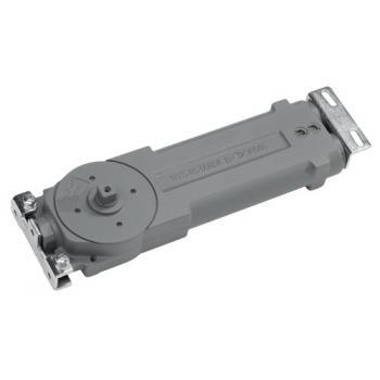 Ferme-porte encastrés type pivots linteaux RTS 85 pour menuiserie métallique