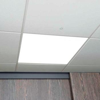 Dalle LED Luxpanel Edgelit 600x600 sans bord