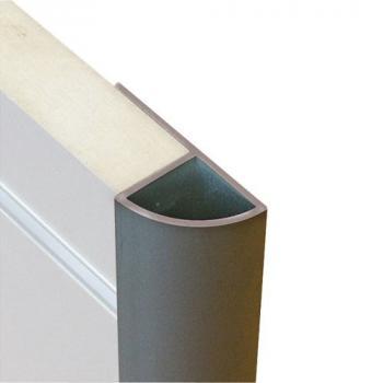Profils pour panneaux rainurés d'épaisseur 19 mm