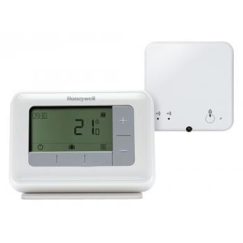 Thermostat programmable hebdomadaire et journalier sans fil T4R