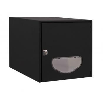 Boîte aux lettres Steel Box - double face - L 300 x H 290 x P 410 mm