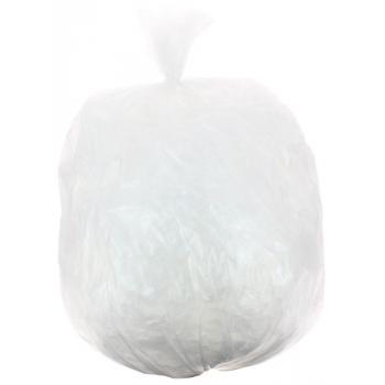Sacs poubelles transparents 30 litres