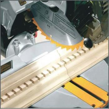 Scies à onglets radiale Ø 305 mm - DWS 780