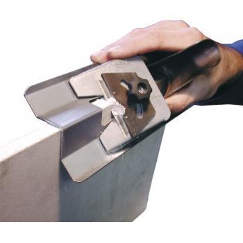 Rabot à chanfreiner les plaques de plâtre RapPlac