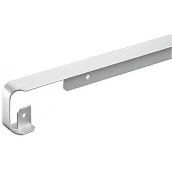 Jonctions d'angle aluminium pour plan de travail
