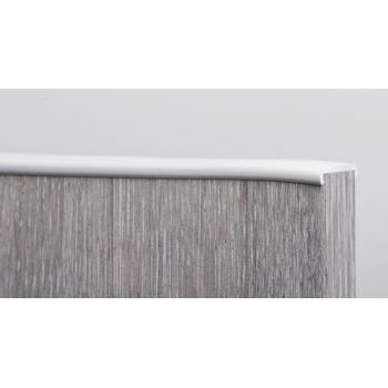 Couvre-chants PVC rouleaux de 25 m