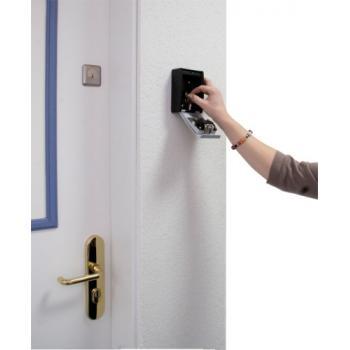 Boîte à clés à ouverture par code mécanique à 4 digits petit modèle